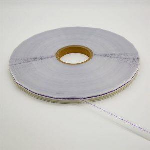 Značková tisknutelná uzavíratelná páska pro uzavírání sáčků
