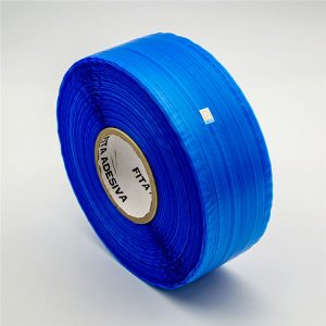 Oboustranně uzavíratelná lepící páska