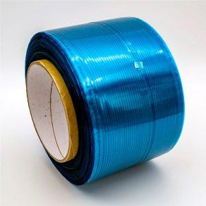 Modrá / červená fólie Permanentní těsnící páska