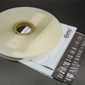 OPP PE pytel těsnící pásku uvolnění pásku