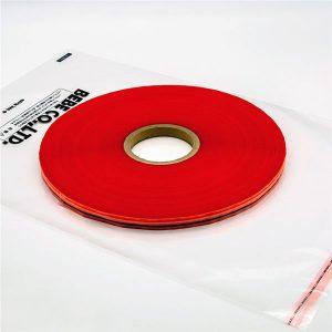 Znovu uzavíratelná plastová taška Sealing Tape