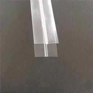 Průhledný plastový sáček na zip